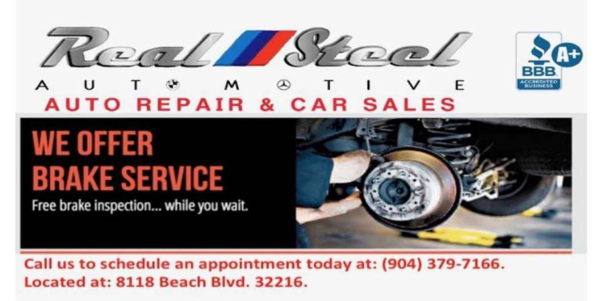 Break Services Real Steel Automotive jacksonville